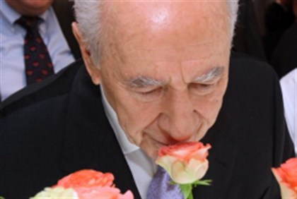 Peres: everything is rosy