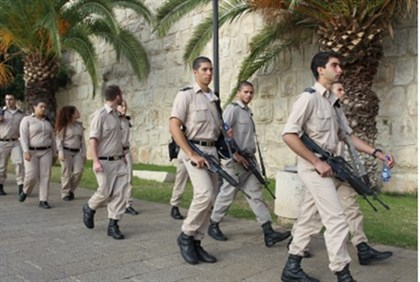 IDF soldiers.
