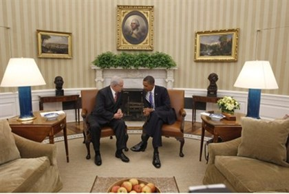 Netanyahu, Obama in previous meeting.