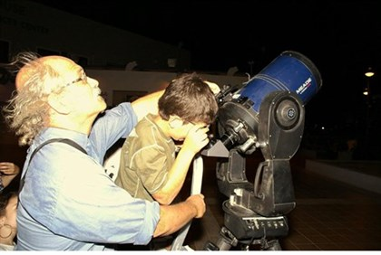 Learning to stargaze with Eitan