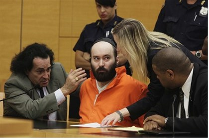 Levi Aron pleads guilty to killing Leiby Kletzky