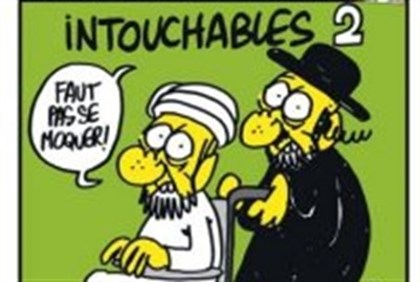 French satirical magazine's new cartoons of Mohammed