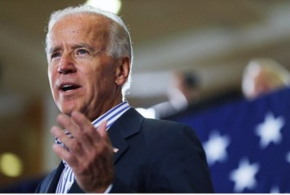 US Vice President Biden Apologizes for 'Shylock' Jibe at Bankers