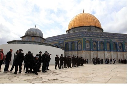 Mosques on the Temple Mount