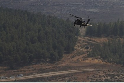 An unkown drone penetrated Israeli airspace Saturday