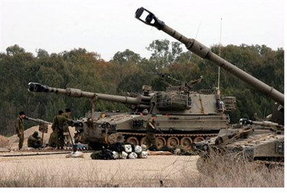 IDF returns fire on Goland Heights