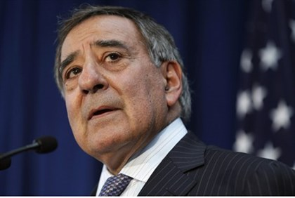 U. S. Defense Secretary Leon Panetta