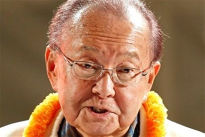 U.S. Senator for Hawaii Daniel Inouye