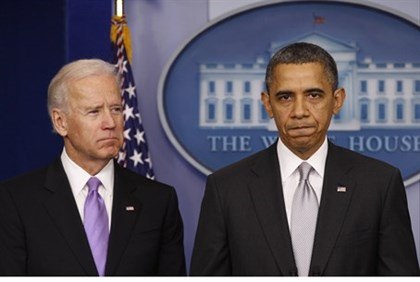Obama and Biden have made gun control priority number one