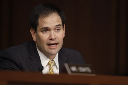 Senator Marco Rubio is leading Republican efforts on immigration reform