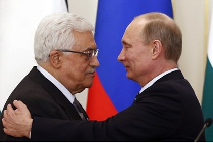 Russia to Support Abbas's 'Deadline for Israel' Bid