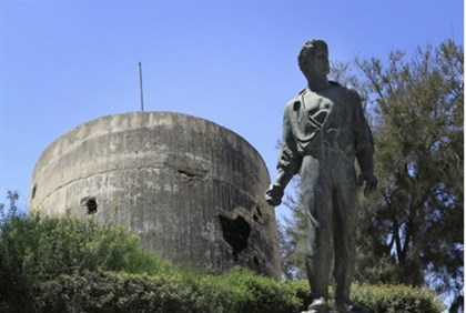 leader of Warsaw Ghetto uprising at Kibbutz Yad Mordechai