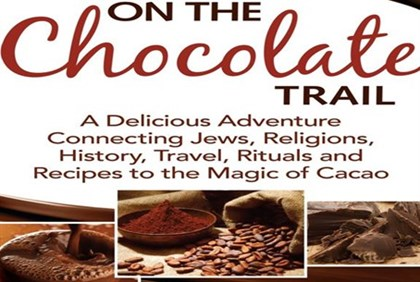 On the Chocolate Trail by Deborah Prinz