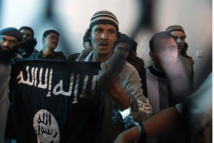 Arab terrorists (illustrative)