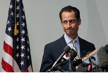 U.S. Rep. Anthony Weiner (D-NY)