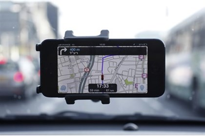 Israeli mobile satellite navigation application Waze