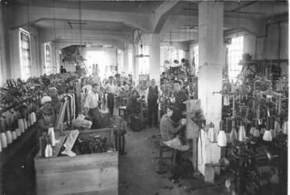 Factory, 1920's
