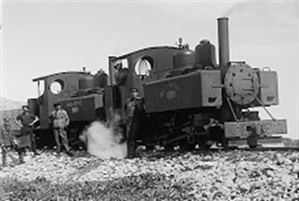 Locomotives 1921
