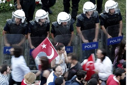 Turkish protests