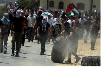 Riots in Wadi Ara