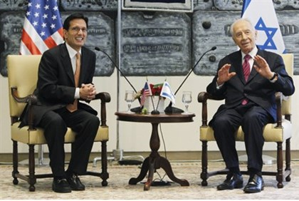 Cantor and Peres