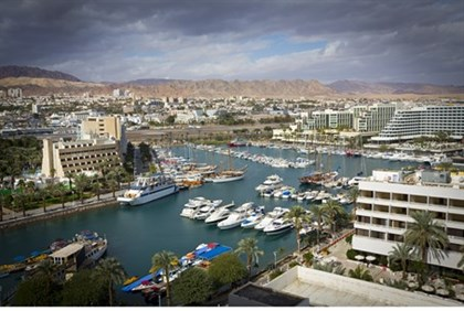 Illustration: Eilat Marina