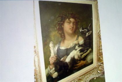 Stolen artwork seized by Nazis during WW2