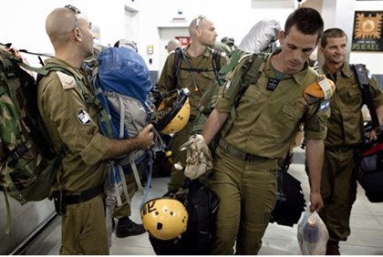 IDF delegation to the Philippines
