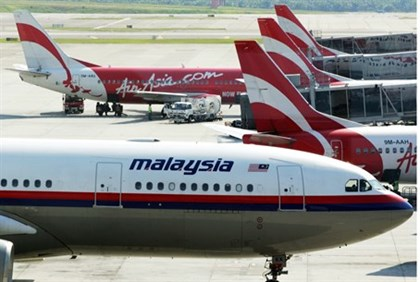 Malaysia Airlines plane (illustration)
