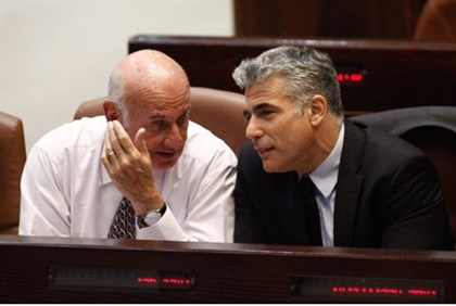 Perry and Lapid