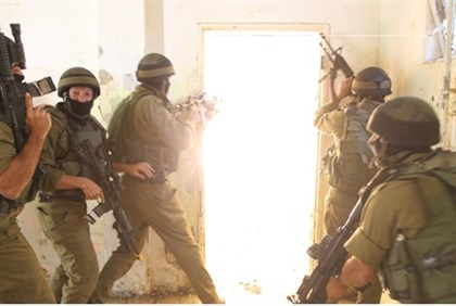 IDF counter-terror unit