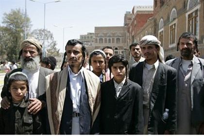 No future? Yemeni Jews in Sana'a, Yemen
