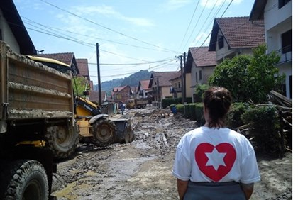 Israeli Volunteer in Serbia