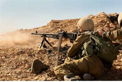 Terrorists were liquidated by soldiers from the IDF's Givati Brigade