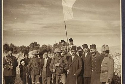 How Did WWI End in Palestine?