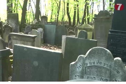 Jewish graves in Poland