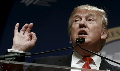 Donald Trump at Jewish Republican Coalition