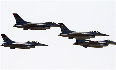 Egyptian air force planes