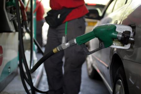 Gas prices pumped up
