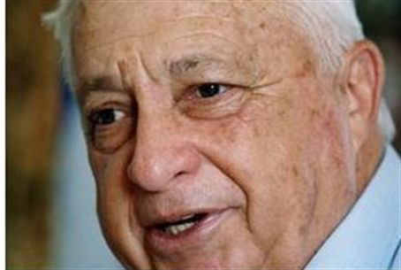 Former PM Ariel Sharon