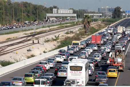 The Ayalon Highway