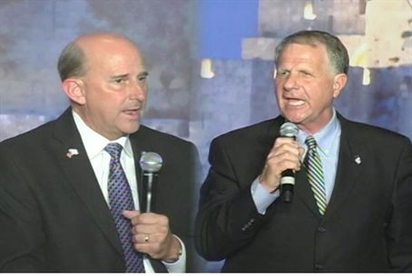 Ted Poe and Louie Gohmert