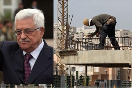 Abbas and building project for Jews