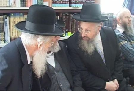 Rabbis Meet in Tzfat