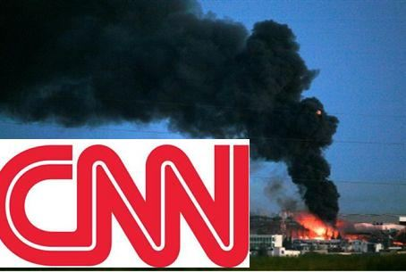 "CNN ties Gaza with ""peace talks&"