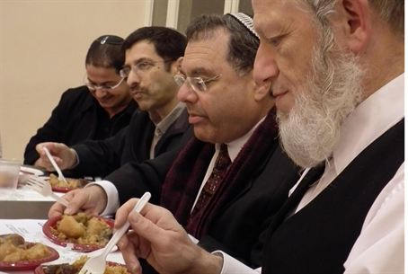 The King of Cholent Contest