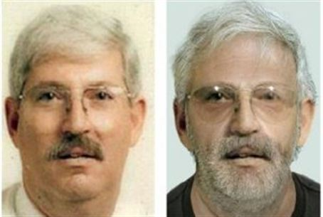 Robert Levinson, past photo and computer-gene