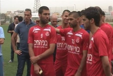 Hapoel TA Learns Road Safety