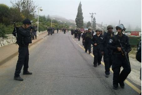 Raid in Yitzhar
