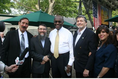 Israel Day Concert Organizers and Guests